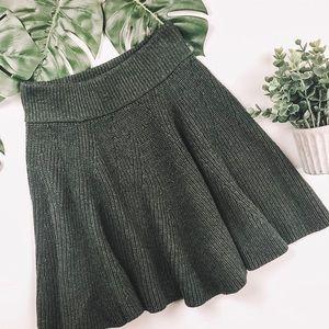 GAP Sweater Skater Skirt